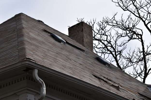 professional roof inspection after storm