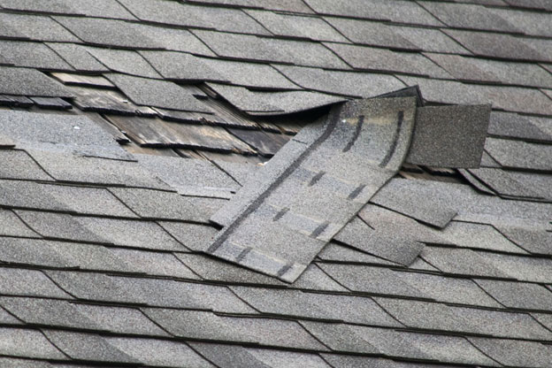 Have Your Missing Shingles Replaced The Right Away