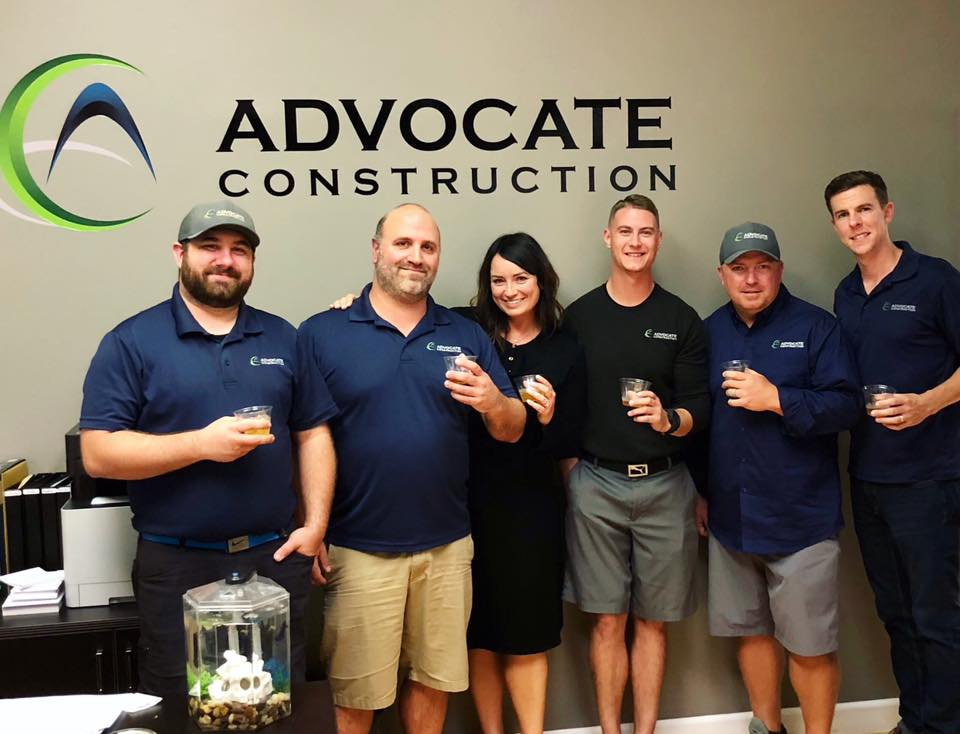 Advocate Construction - The Roofing Company's Team